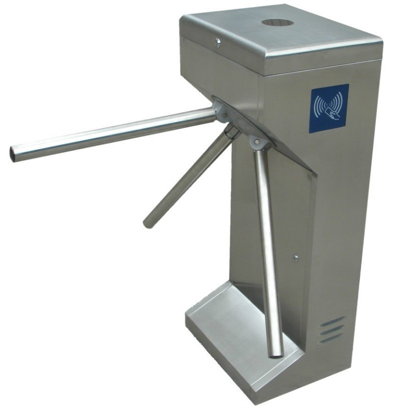 Heavy-duty-circle-font-b-Turnstile-b-font-working-with-biometrics-readers-and-proximity-readers-access
